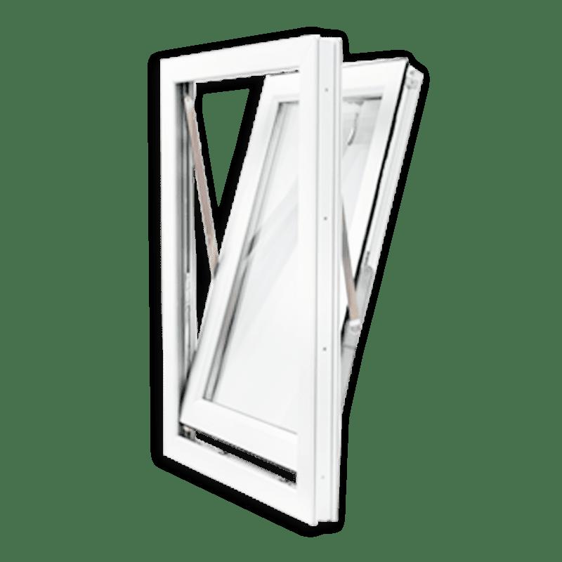 Opções de Abertura PVC