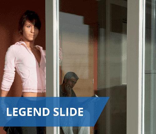 Legend Slide