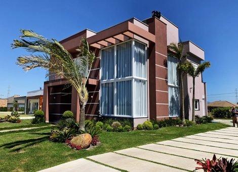 Casas Esquadrias de PVC em POA